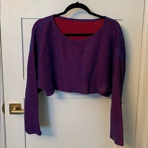 Vintage American Apparel Cropped Sweater